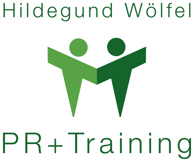 Hildegund Wölfel – PR+Training
